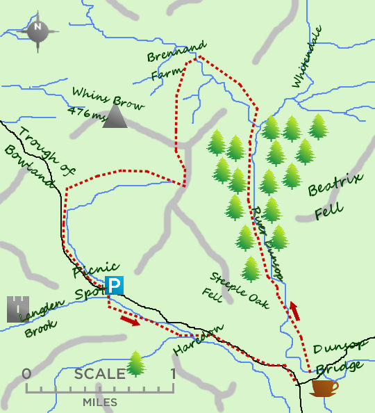 Trough of Bowland map