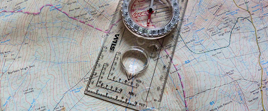 Navigation Courses in the Yorkshire Dales and Lake District