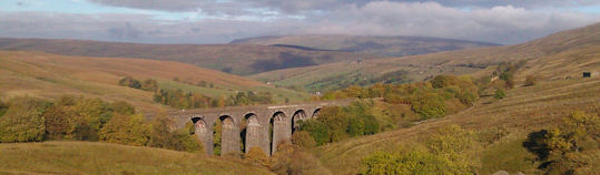 Upper Dent viaduct