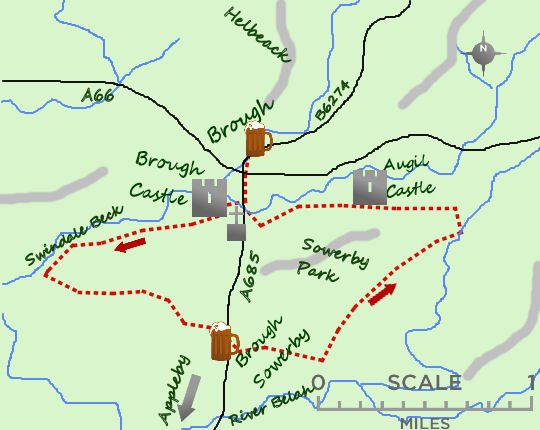 Brough map