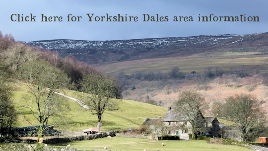 Yorkshire Dales area information