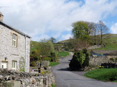 Leaving Stainforth