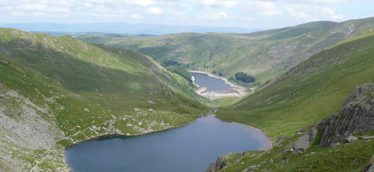 Haweswater over Small Water 2