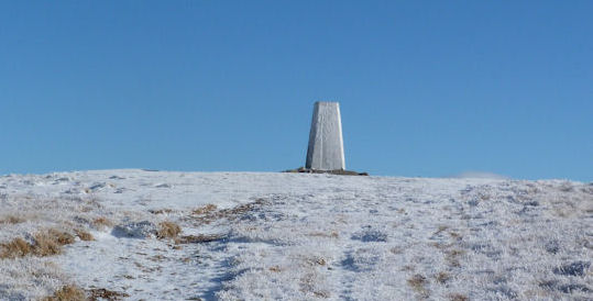 Summit of the Calf