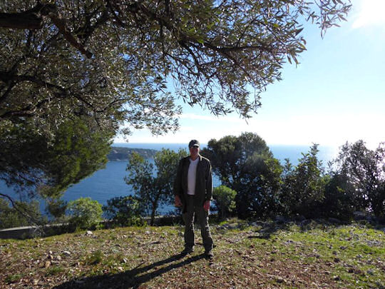 Views over Cap Ferrat