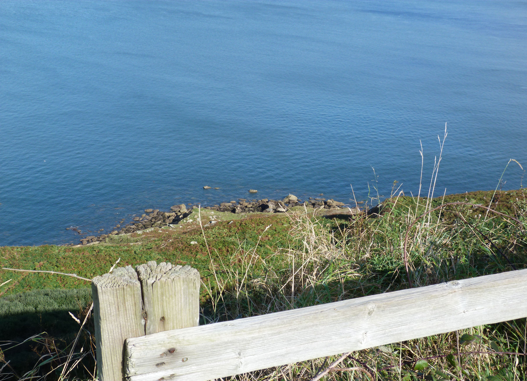 Cliffs near Kettleness