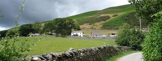 Lockbank Farm, Howgills