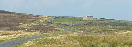 Road to Langthwaite
