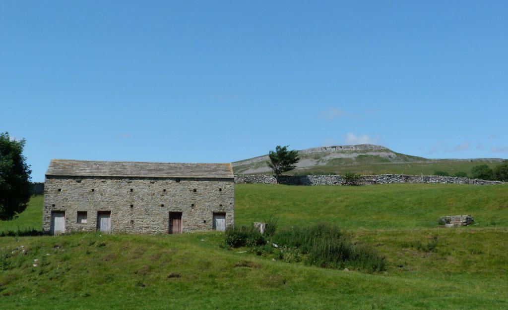 A Wensleydale Barn