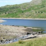 Haweswater in drought