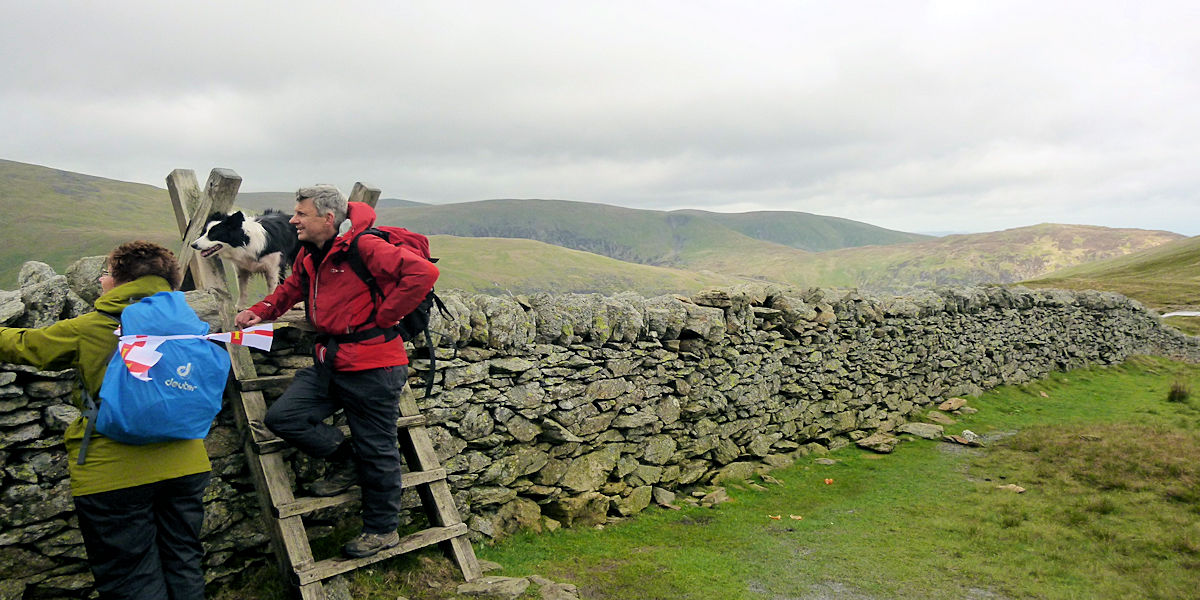 Hole in the Wall, Helvellyn