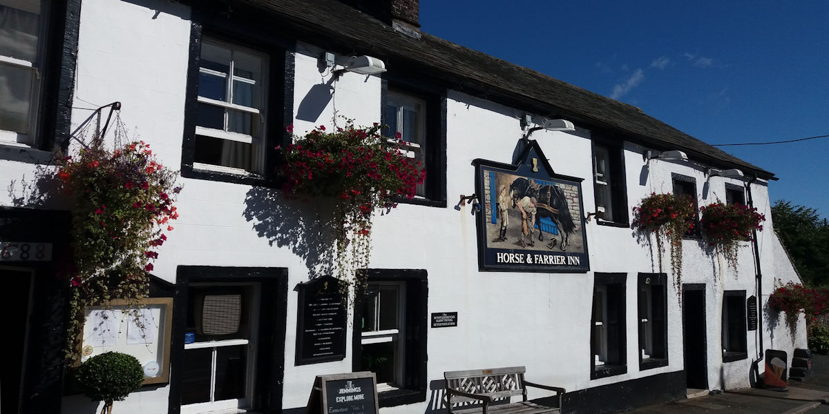 Horse and Farrier, Threlkeld