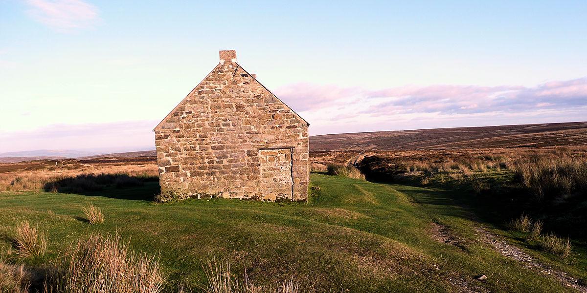 Trough House, close to the Lion Inn