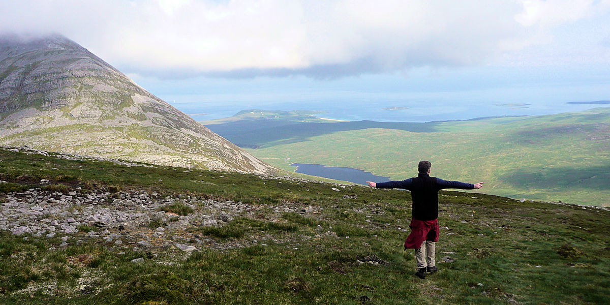 On the Paps of Jura