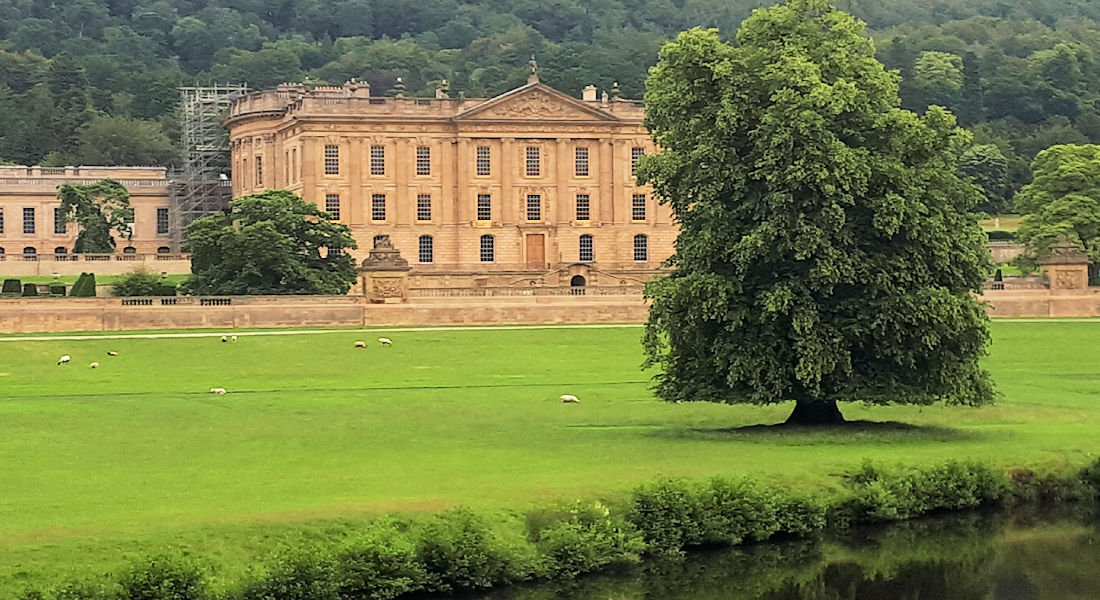 Chatsworth, The Big House
