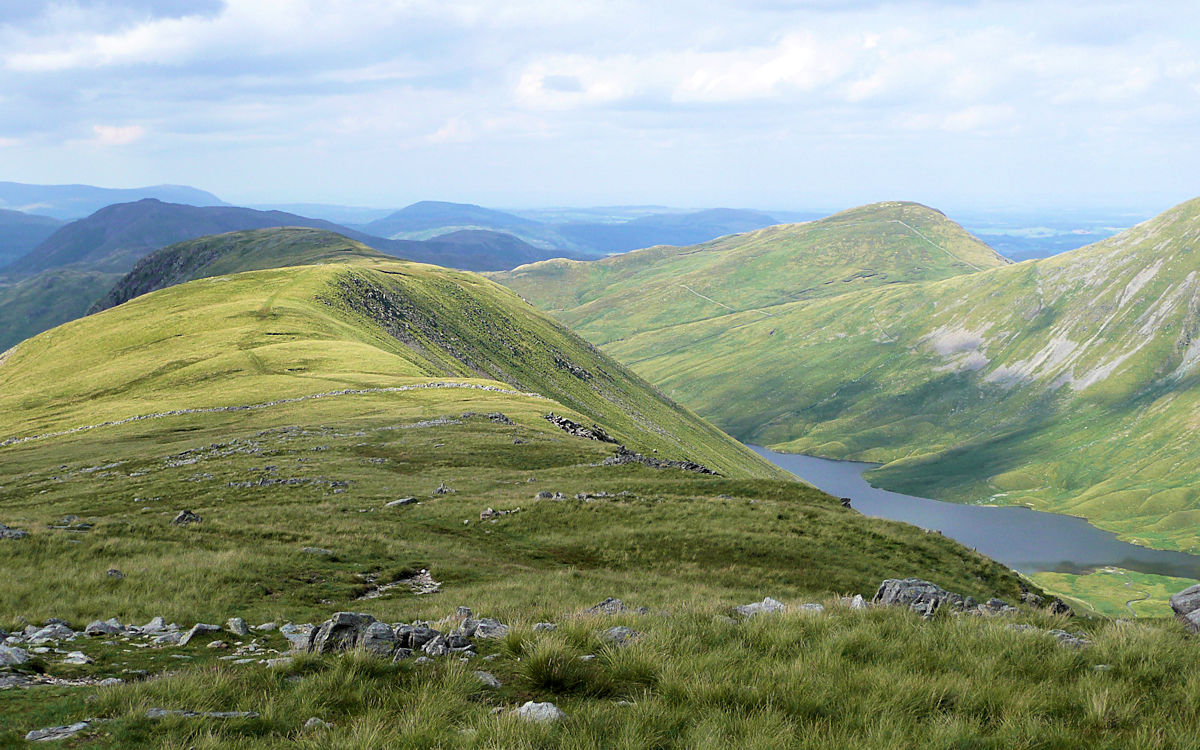 Gray Crag & Hayeswater
