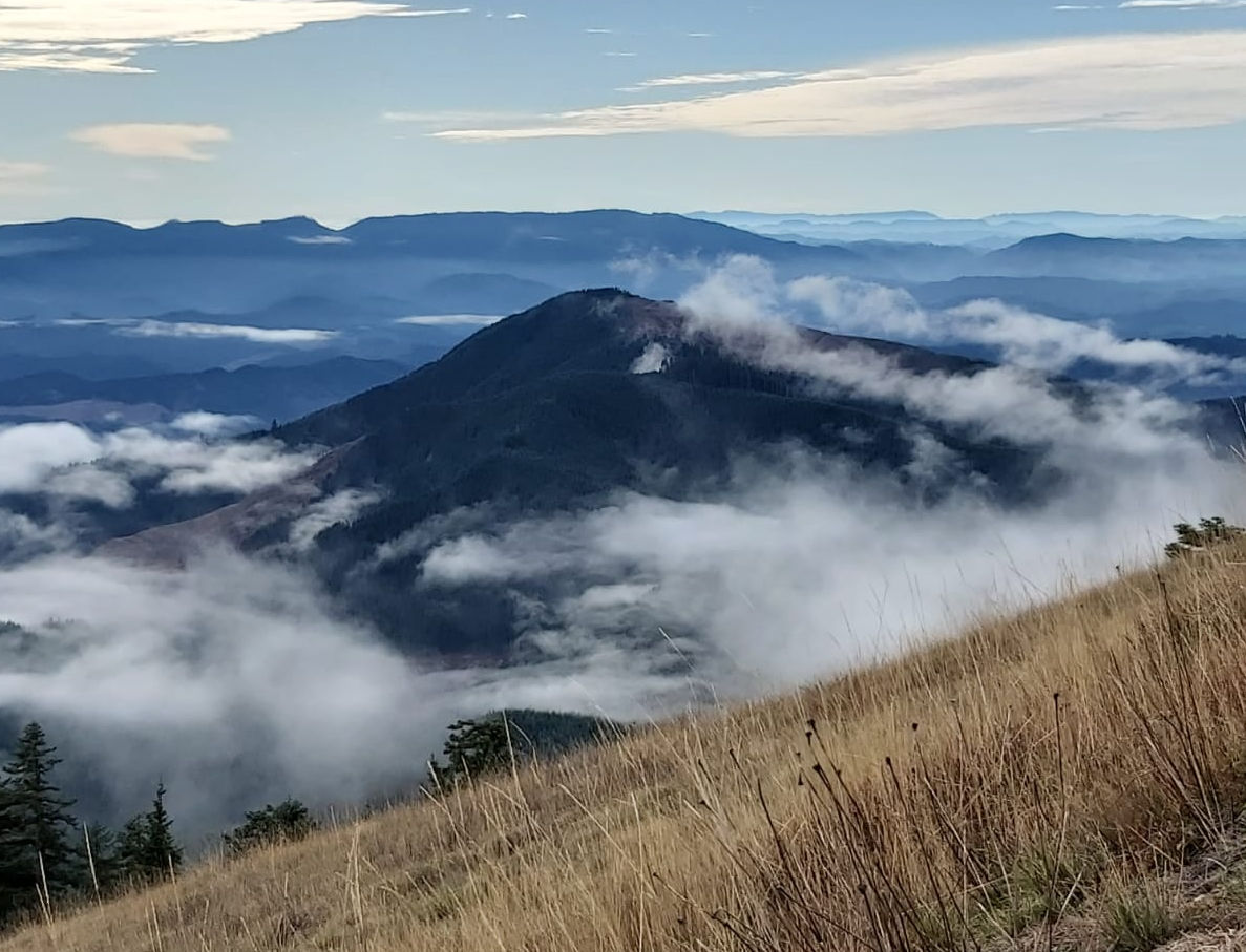 Marys Peak