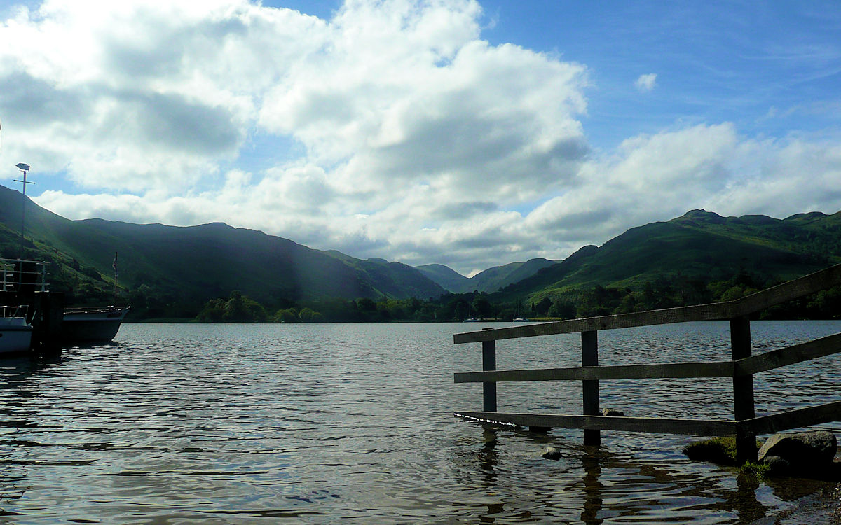 Ullswater at Glenridding