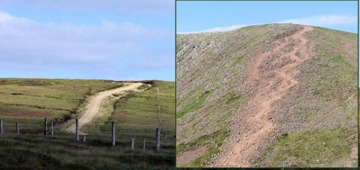 Stalking Track (Dales) or Walkers Path (Lakes)