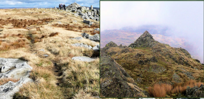 Great Whernside and Stickle Pike